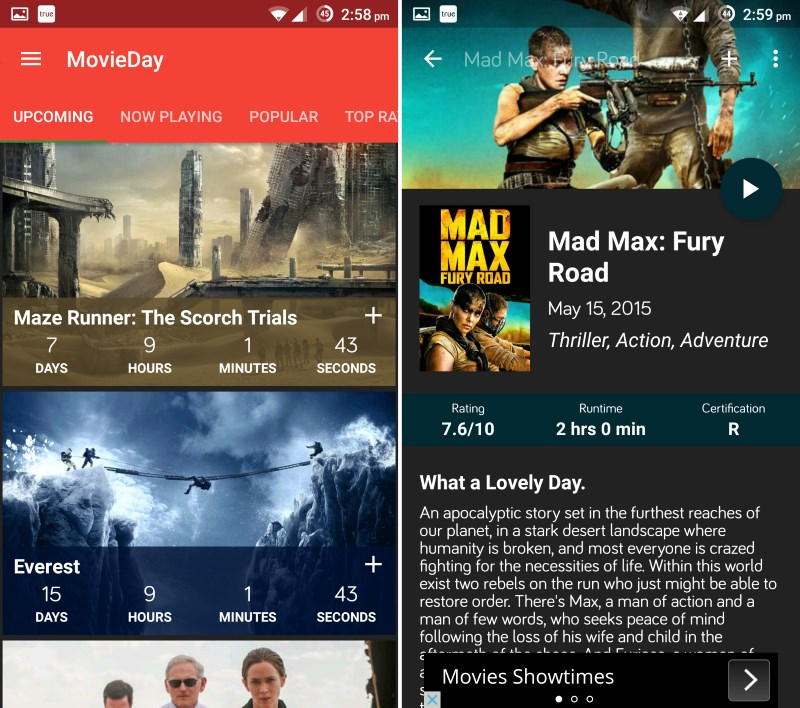 MovieDay-helps-you-track-upcoming-films-with-a-countdown-left-tap-a-title-to-view-detailed-info-and-a-trailer-right