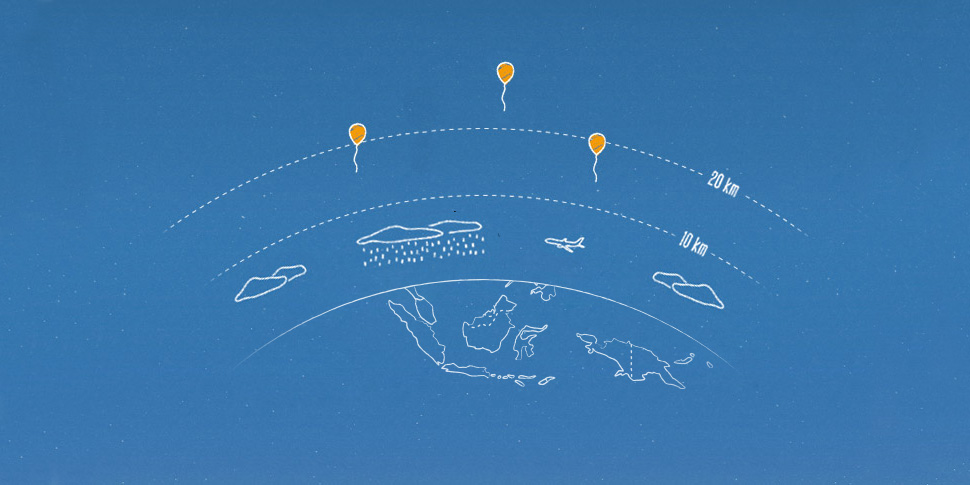 Google prepares to test Project Loon in India in partnership with telecom providers