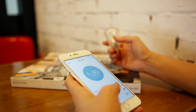 Looncup: A smart menstrual cup that manages your period for you