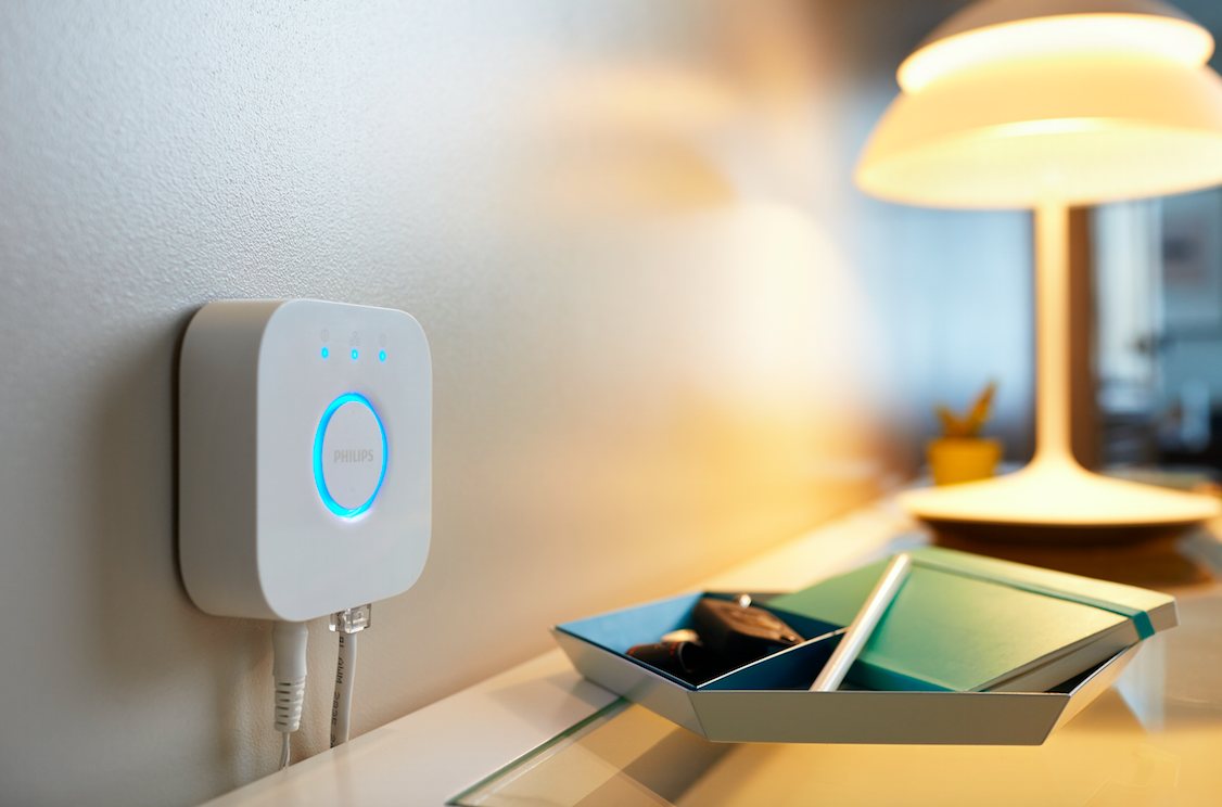 Control your lights with Siri using Philips Hue Bridge 2.0