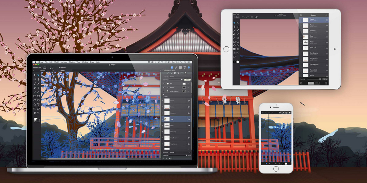iDraw for iOS is now Autodesk Graphic and supports the iPhone