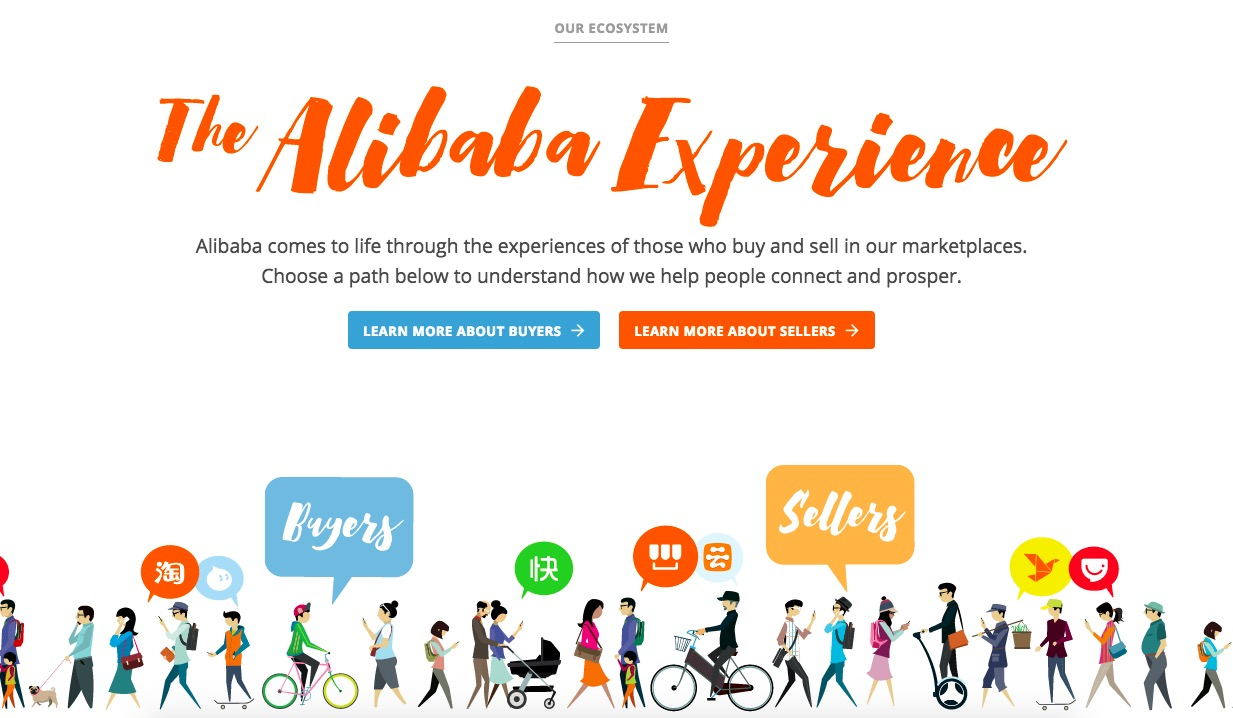 Alibaba launches portal to introduce its business to the world the new portal went live at the same time as the companys annual report and contains content like letters from executive chairman jack ma and ceo daniel stopboris Image collections