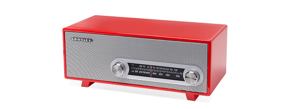 Vintage look, modern sound: 35% off the Crosley Ranchero Speaker
