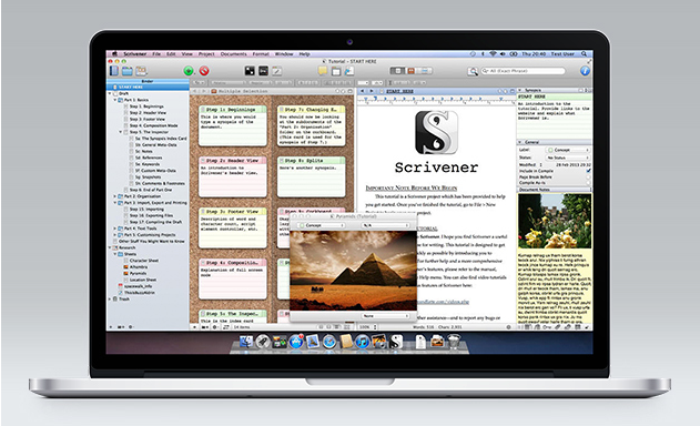 LAST CHANCE! Scrivener is the perfect toolkit for creative and long-form writers — 56% off