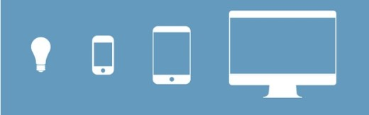 Responsive web design for all screen sizes