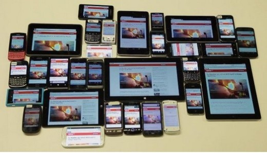 Design for different devices