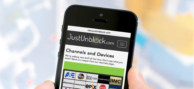 Bypass streaming geoblock restrictions with JustUnblock: 3-year subscription ($49)