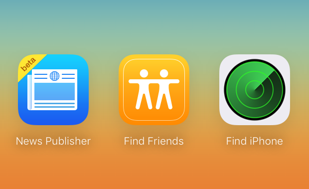 Apple's Find My Friends now has a home on iCloud