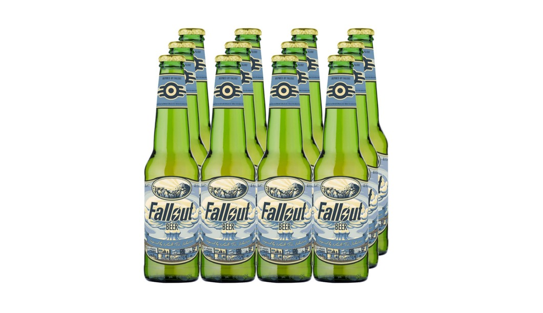 It's Friday, help yourself to a bottle of Fallout Beer