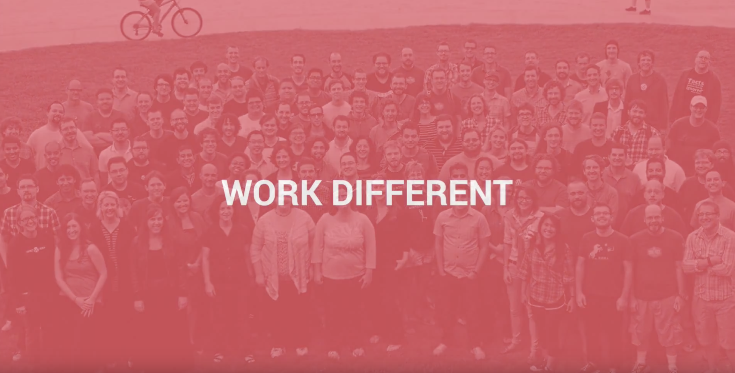 WorkDifferent helps you find a tech job with a company that cares about its employees