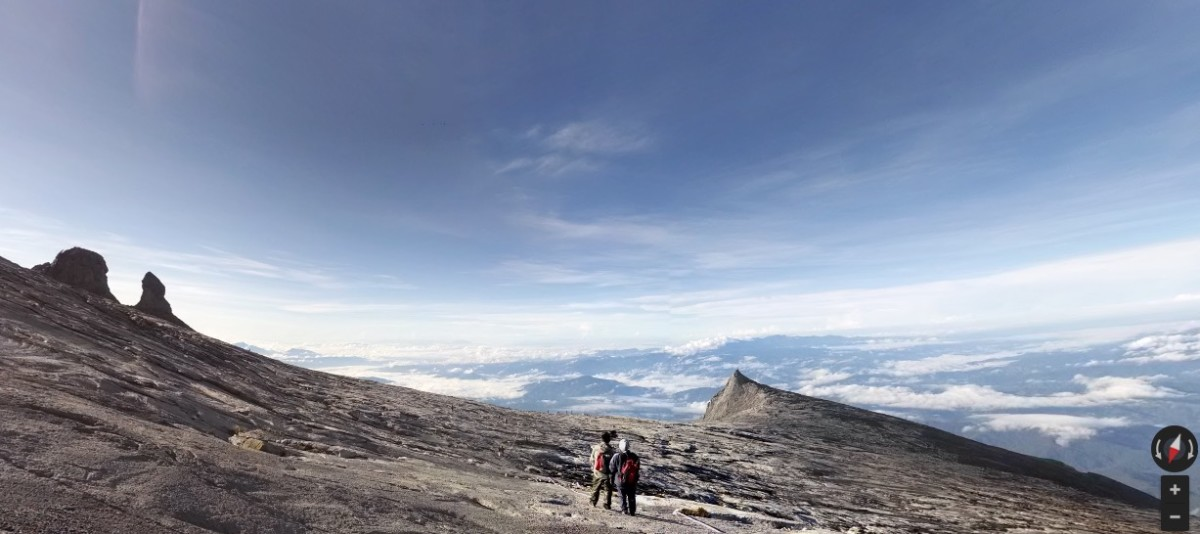 Now you can climb Malaysia's highest mountain on Google Street View – and it looks gorgeous