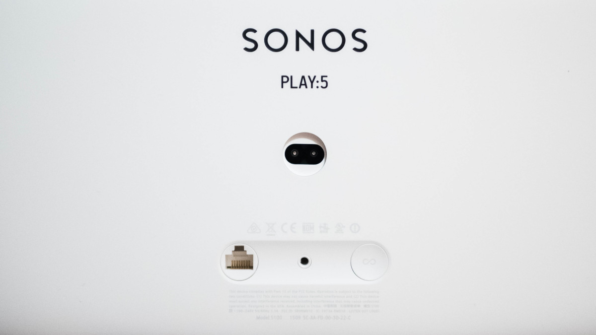 Sonos Play:5 back