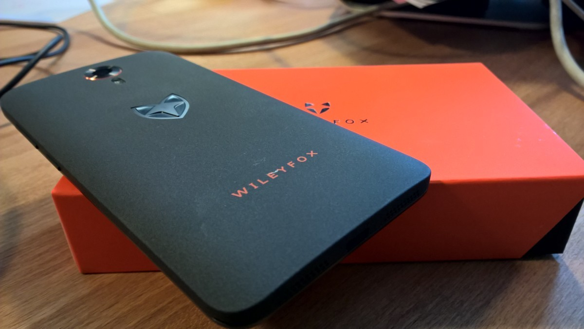 Wileyfox Storm smartphone now available in the UK for £199
