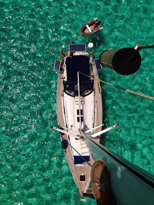 The-yacht-Dory