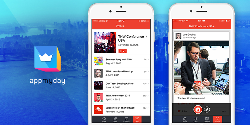 AppMyDay introduces SDK to bring social content to any event app