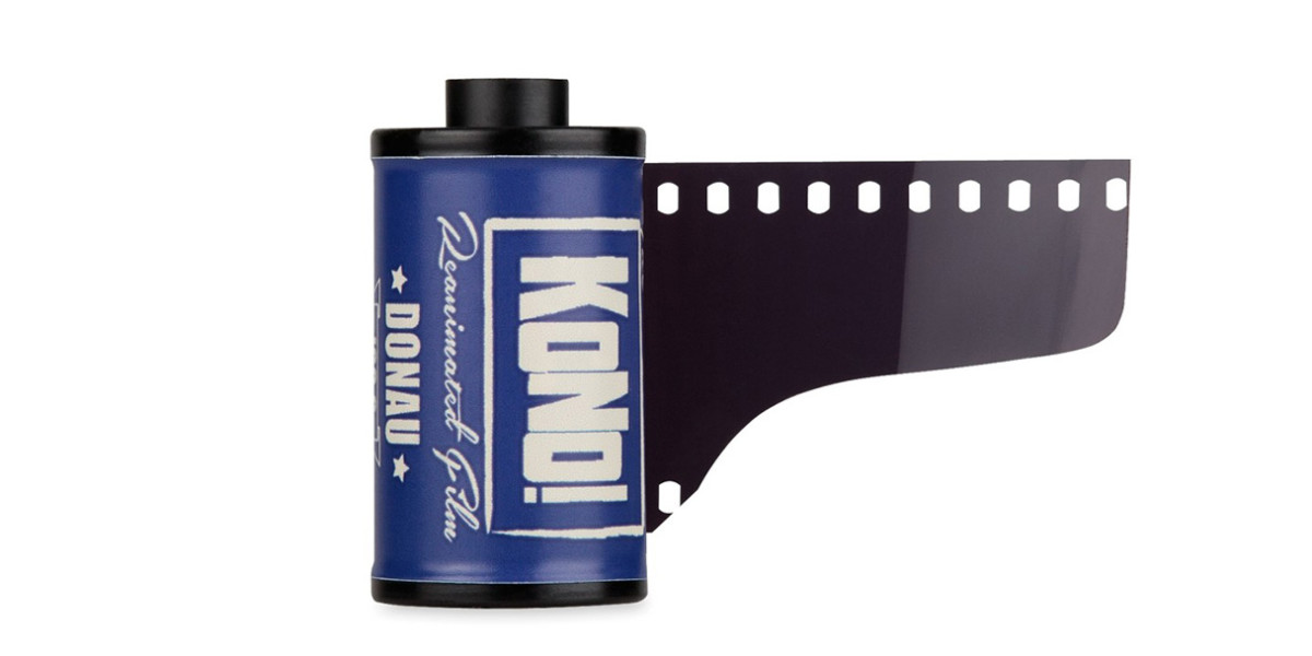 Kono Donau, a new specialty 35mm film, rocks an ISO rating of 6