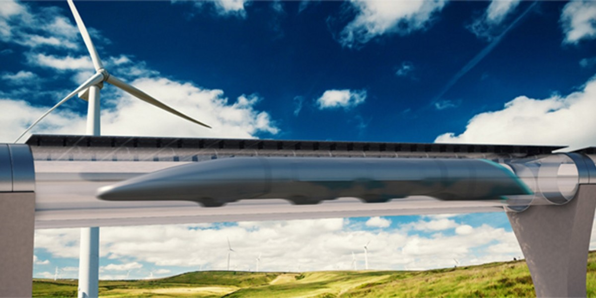 Work will start on a $150 million Hyperloop test track in 'weeks'