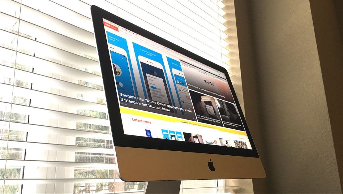 Review: Apple's 4K iMac has a gorgeous display, but may leave power users wanting more