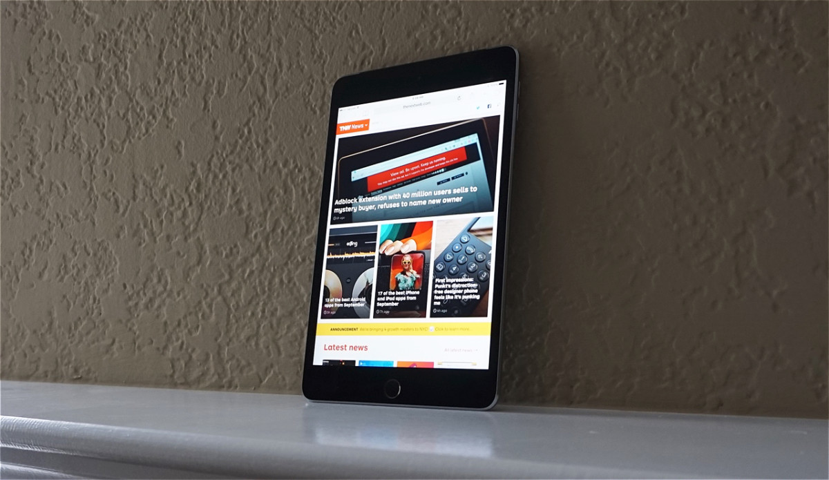iPad mini 4 review: The small tablet is a big deal again