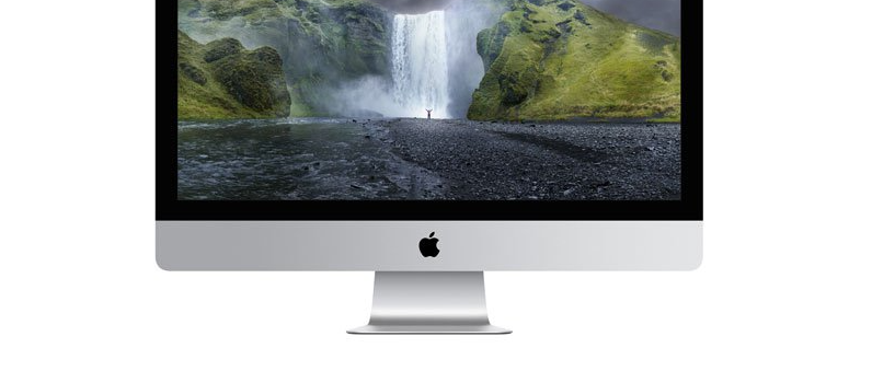 Apple announces baby 21.5-inch iMac with 4K screen