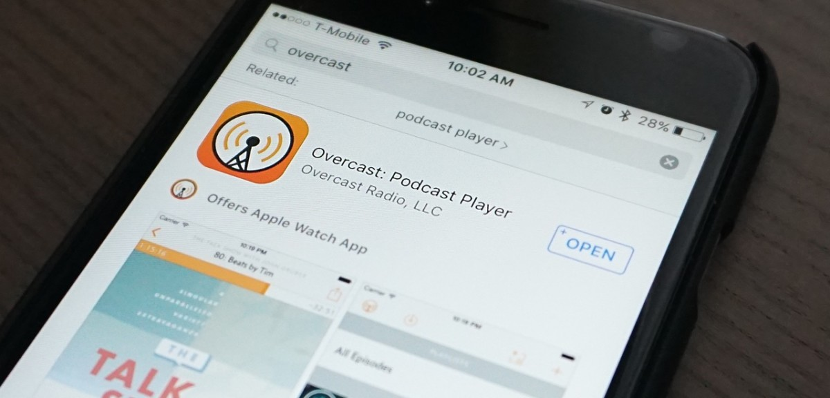TNW's Apps of the Year: Overcast is a podcast power-listener's dream