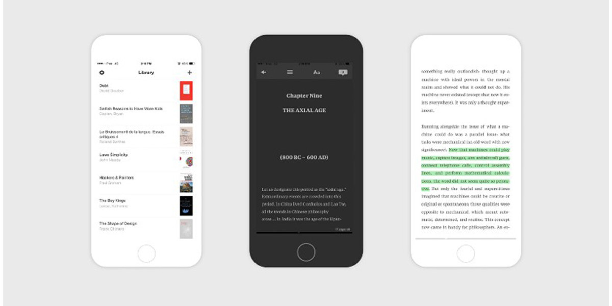 Review: Read's ePub reading app for iOS will make you more productive