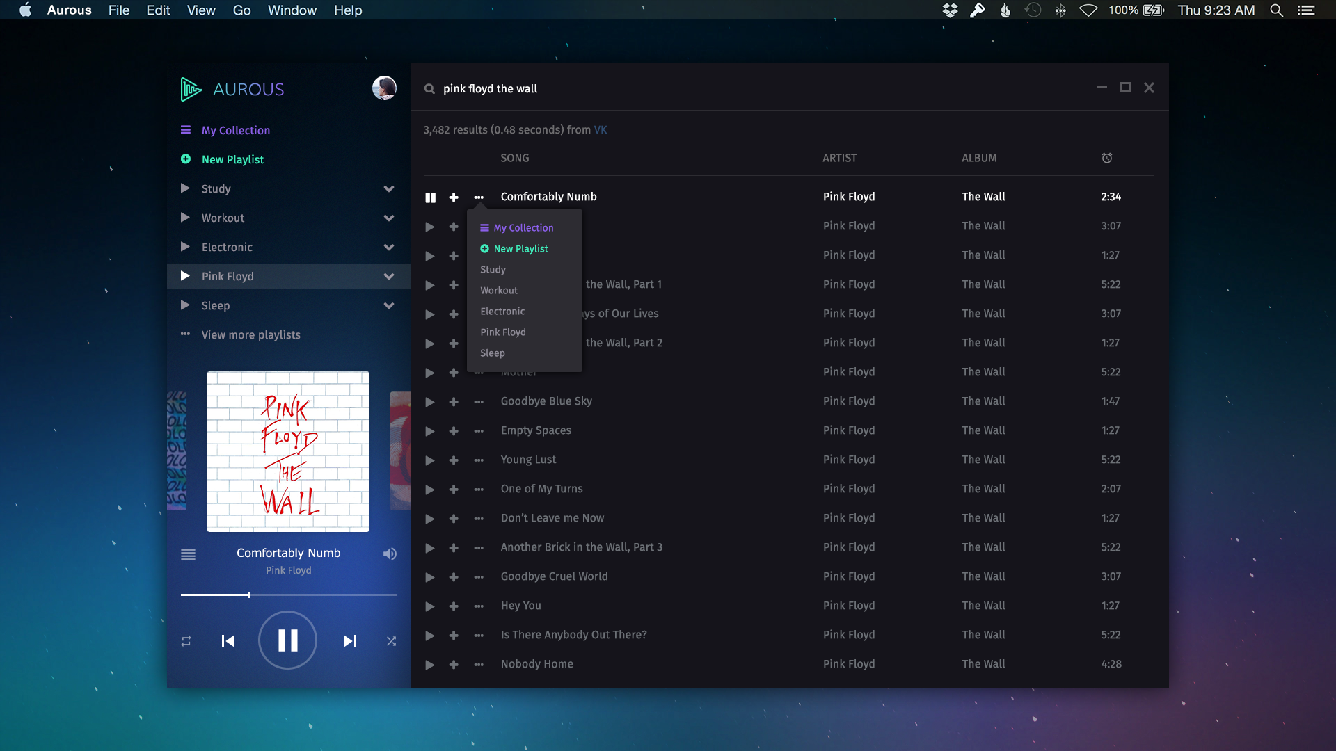 Popcorn Time for music is here