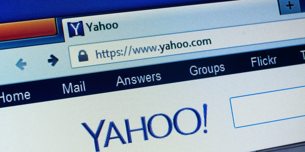 Hacker is selling info of 200 million alleged Yahoo accounts (and Yahoo knows about it)