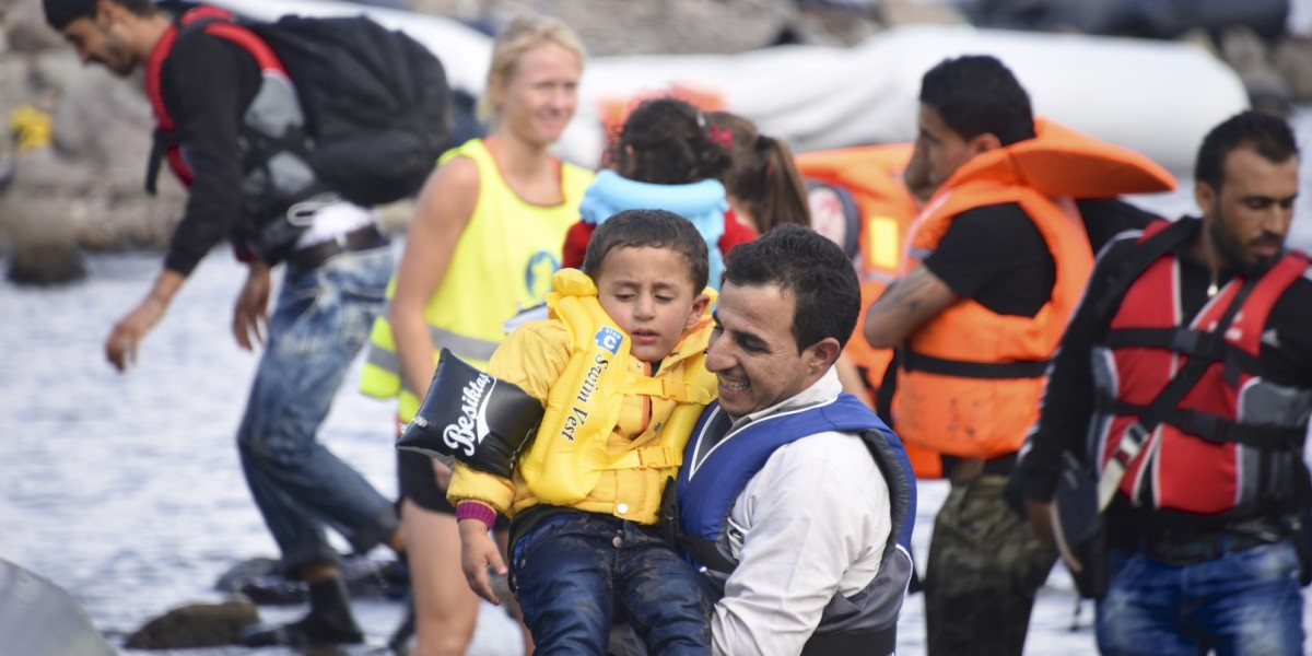 Google is helping refugees wade through Greece's red tape