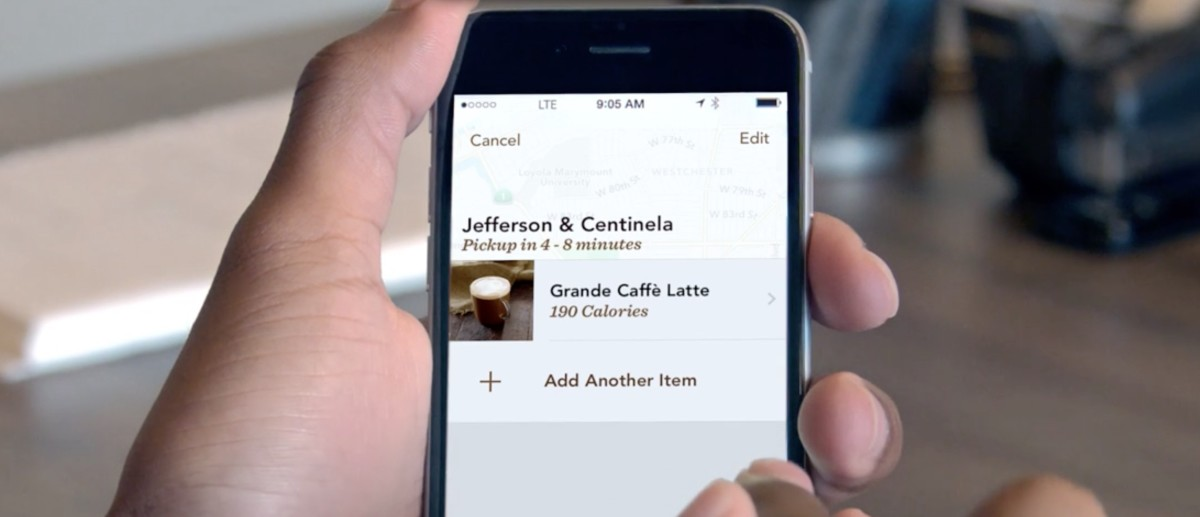 Cut the Starbucks line in the UK with mobile ordering