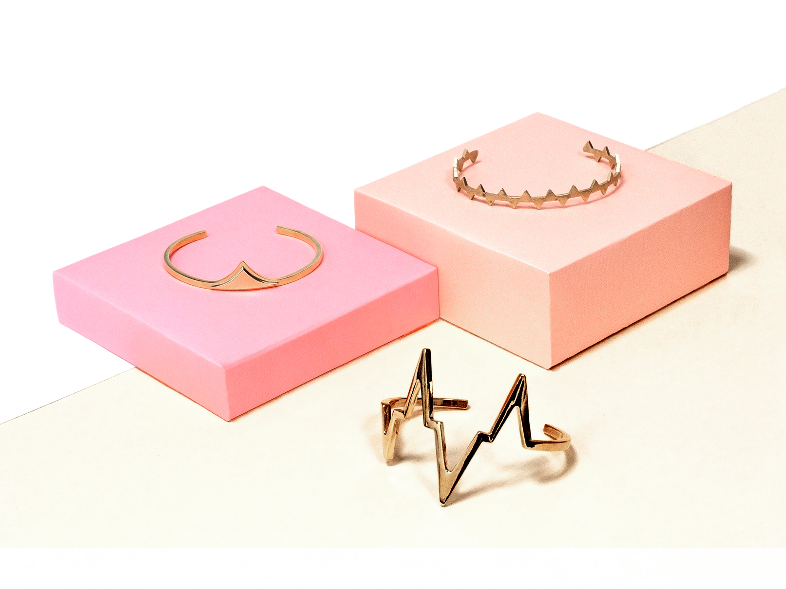 Trove uses 3D printing technology to create customized jewelry