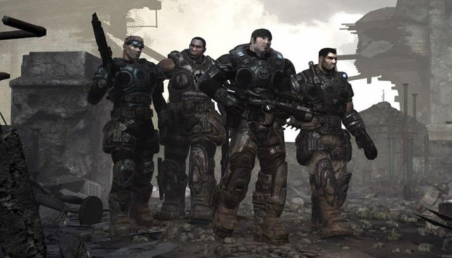 The Xbox 360 had several memorable exclusives like Gears of War