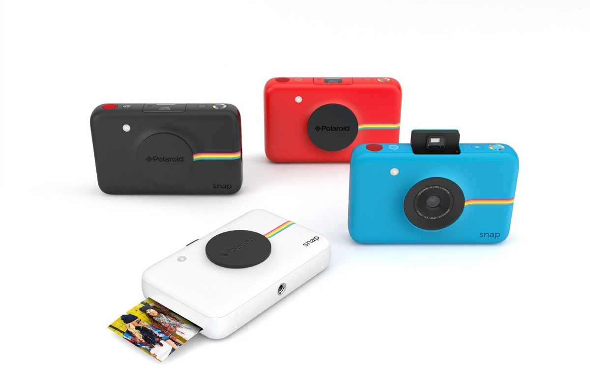Ideal Gifts: Polaroid's Snap camera brings back instant photos for a nostalgic holiday season