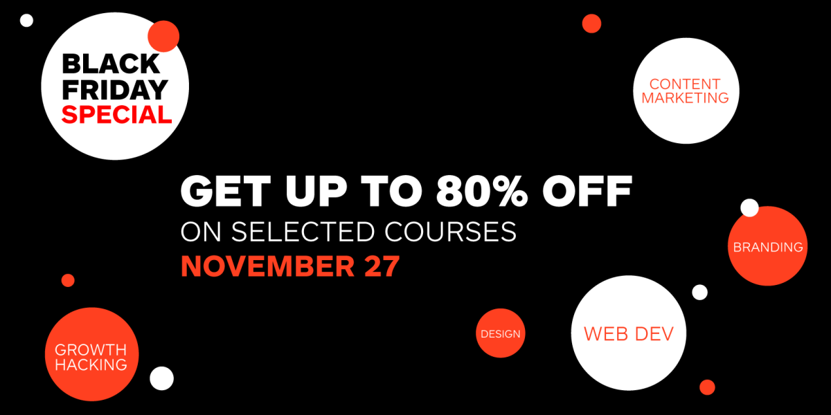 You've got less than 24 hours to grab TNW Academy's insane Black Friday offers!