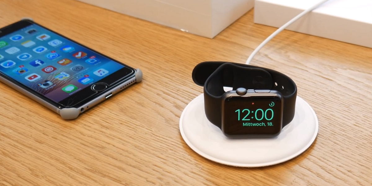 Apple's rumored magnetic Watch dock is now official and costs $79