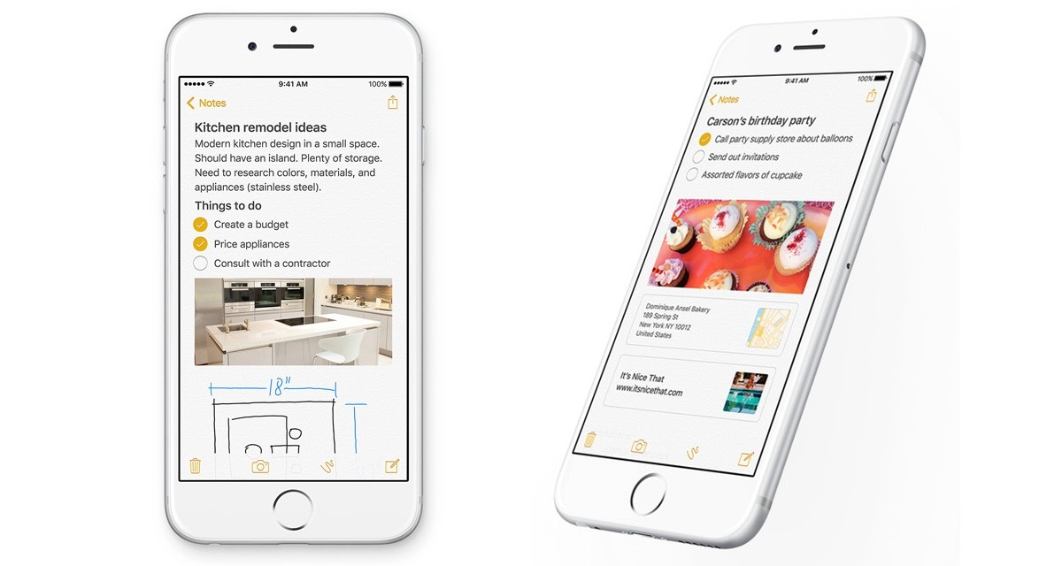 TNW's Apps of the Year: Apple's Notes app keeps me sane and organized everywhere I go