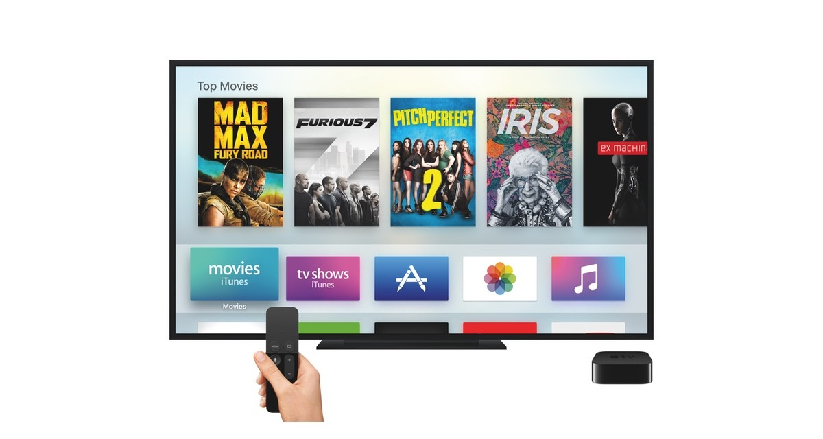 Apple TV apps will soon have video previews just like iOS