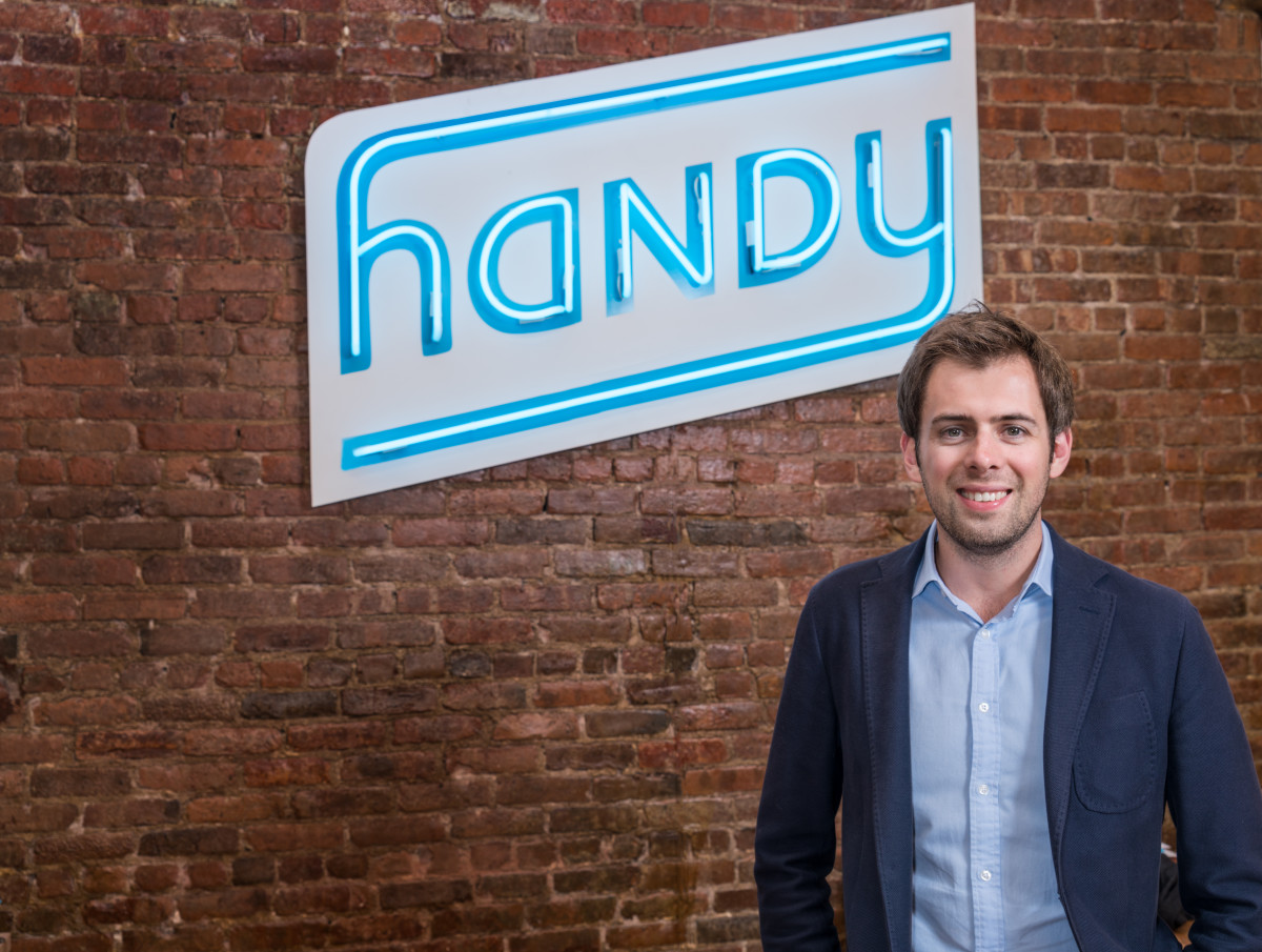 How Handy's founder Oisin Hanrahan is scaling his startup into an on-demand powerhouse