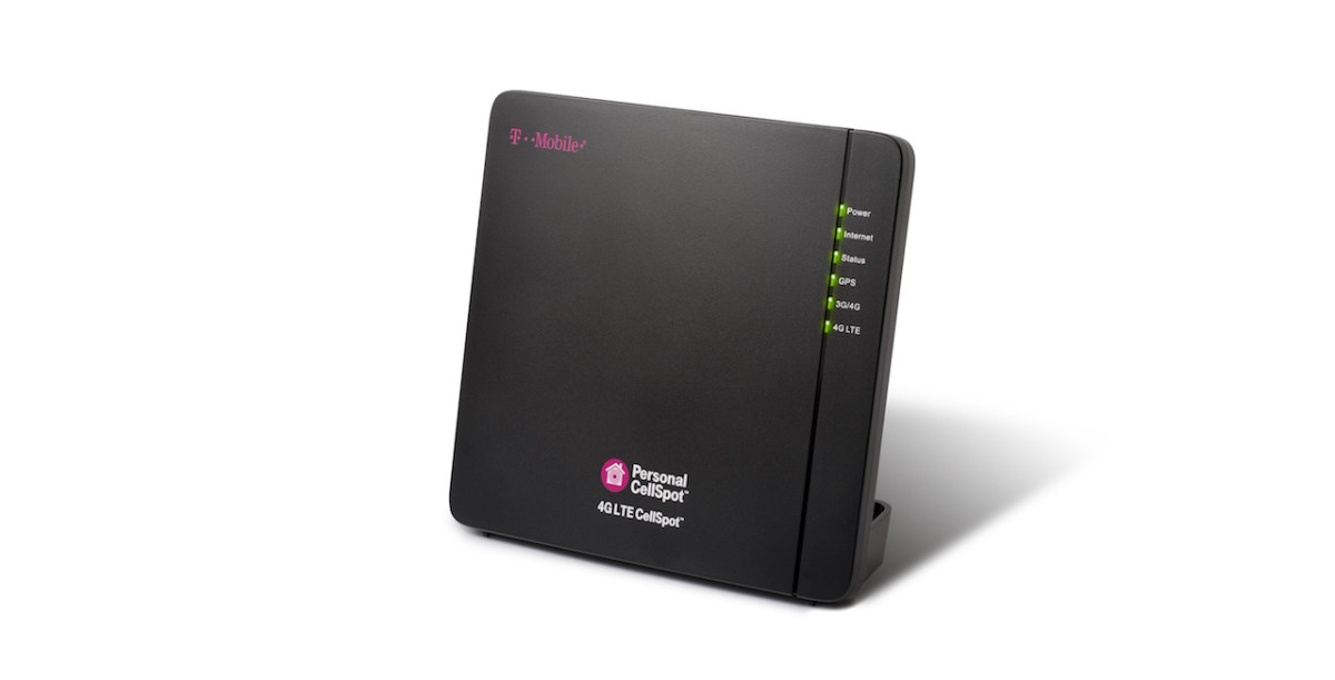 T-Mobile is fixing its coverage issues with an LTE hotspot for your home