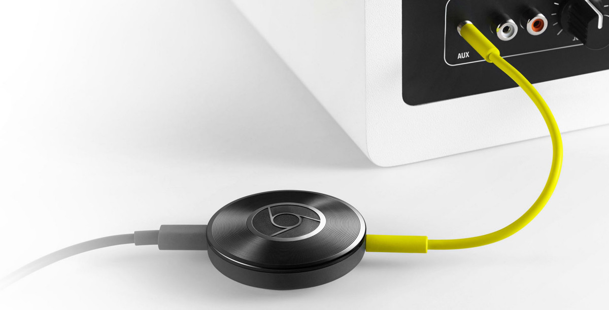 Ideal Gifts: Chromecast Audio lets old speakers tap into Spotify, Pandora and more