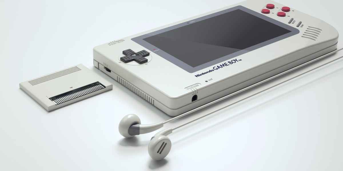 Nintendo needs to make this modern Gameboy concept a reality
