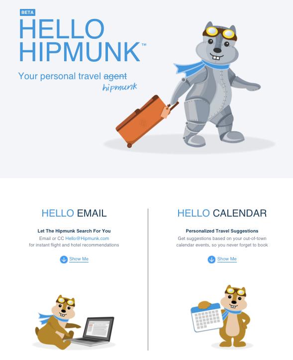 Hello_Hipmunk_landing 1