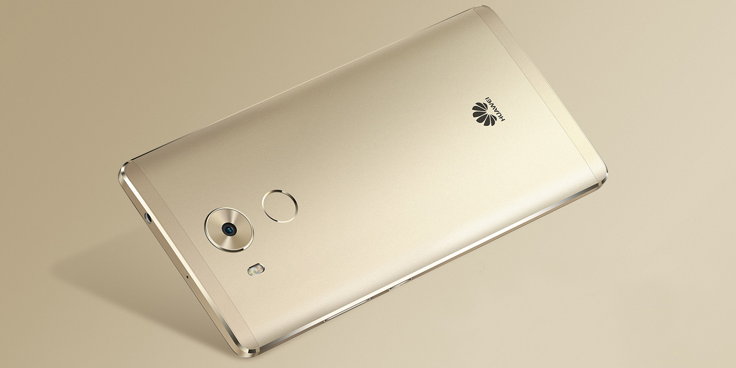 """Huawei's Mate 8 is a mighty 6"""" flagship for 2016 starting at $469"""