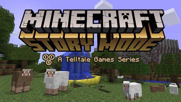 Minecraft-Story-Mode-Footage