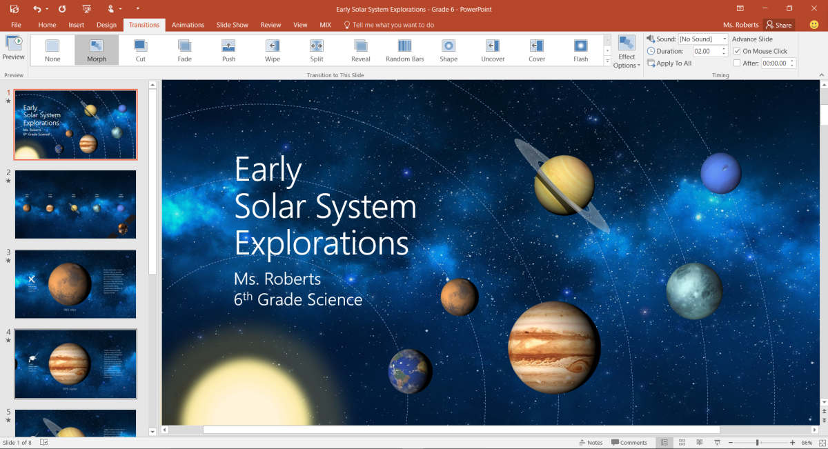 Microsoft Is Using The Cloud To Help You Make Beautiful PowerPoint - How to make an amazing powerpoint presentation
