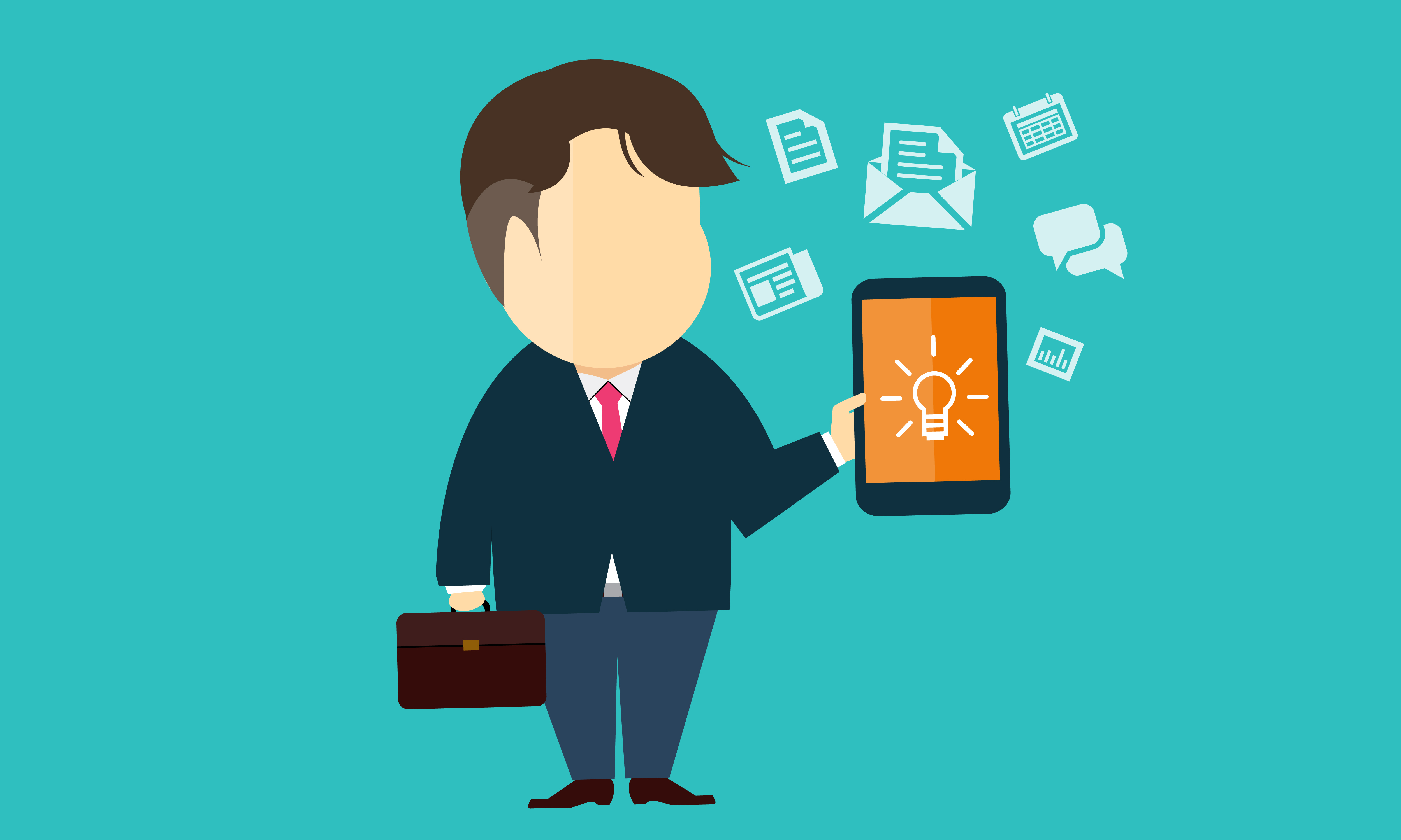 Evolution of the phone: Why the phone lies at the heart of business