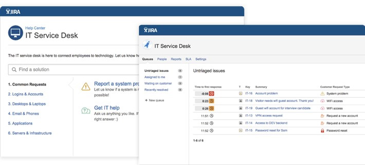One of Atlassian's most popular products is Jira, a team project management tool