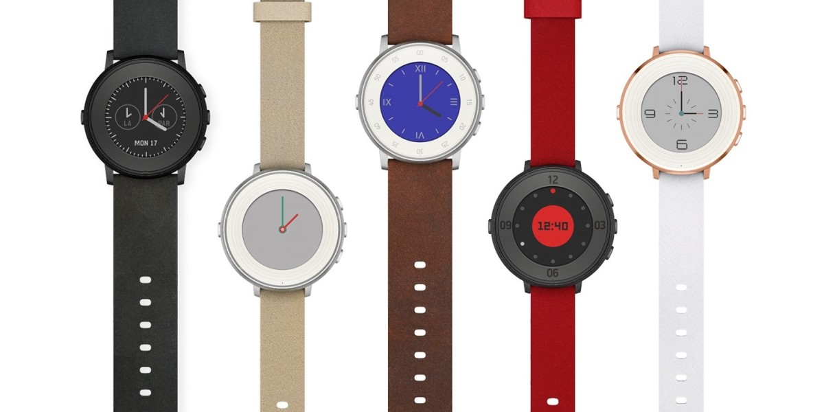 Pebble Time Round is now available online for $250