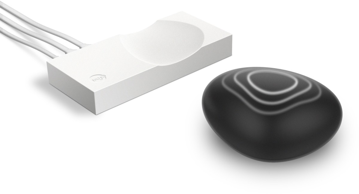 Dojo wants to protect your connected home with machine learning and a 'pebble'