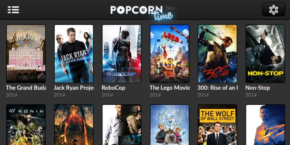 Do you stream movies with Popcorn Time? You might be interrogated by film studios
